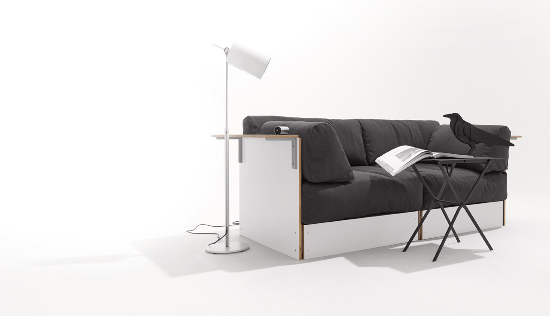 Sofabank Design Rolf Heide