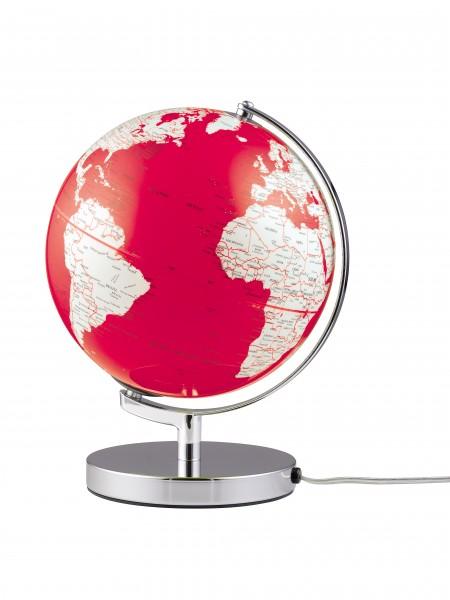 Terra Leuchtglobus Red