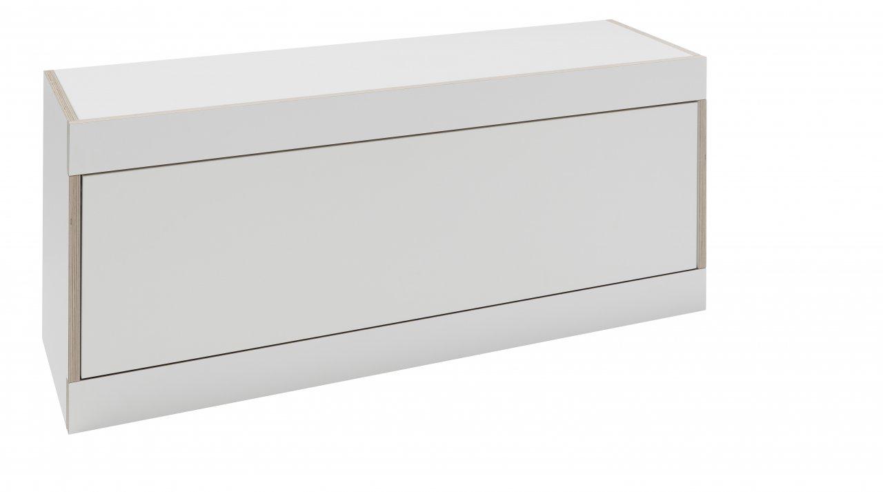FLAI Stauraumbank mit Schublade
