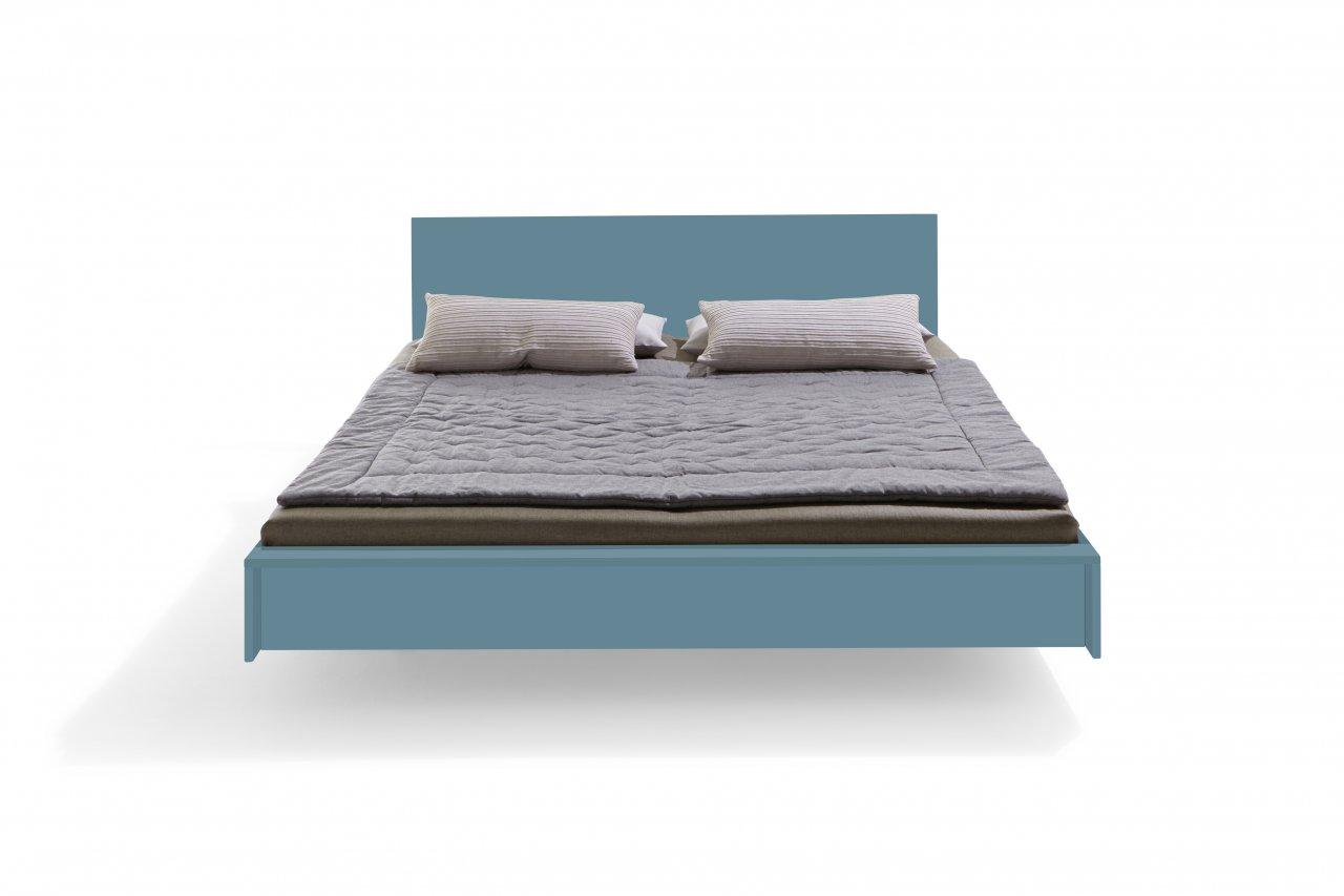 FLAI Bett Kopfteil farbig lackiert