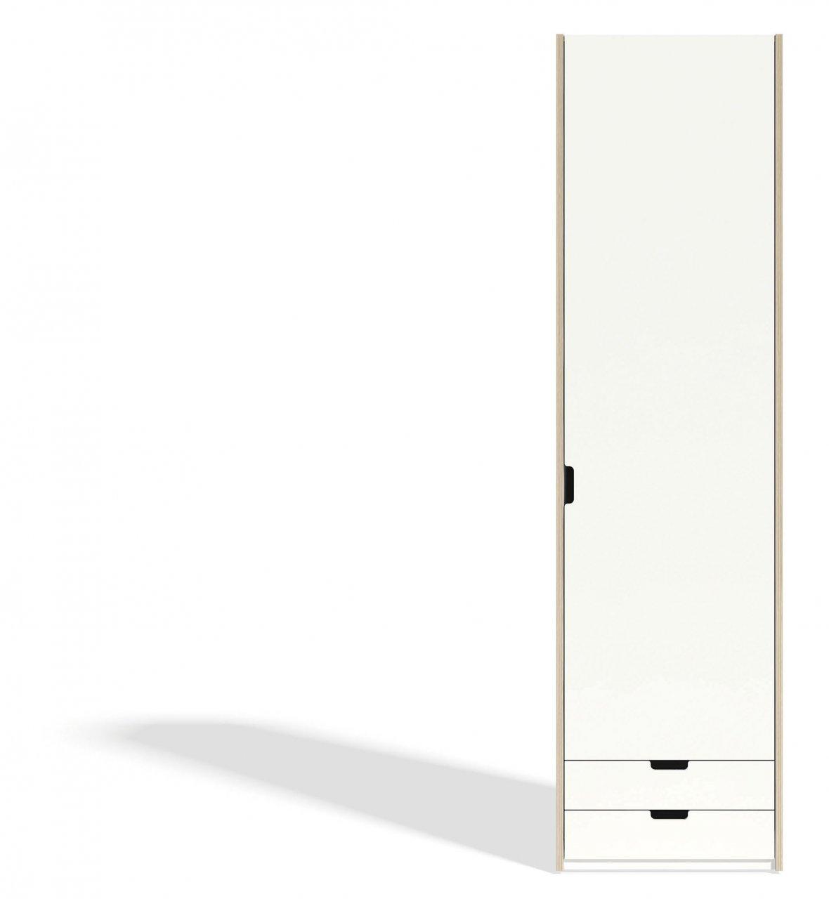 Modular Anbaubar Kleiderschrank Version 7