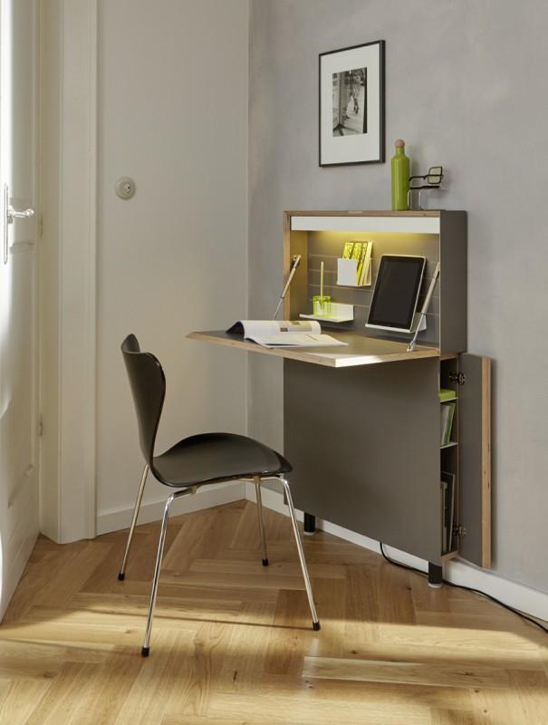 flatmate sekret r anthrazit flatmate sekret re. Black Bedroom Furniture Sets. Home Design Ideas