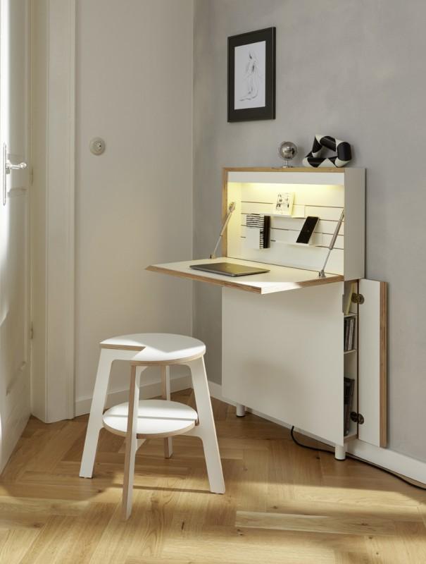 Flatmate Sektretär | Müller Möbelwerkstätten