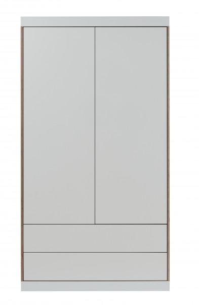 FLAI - zweitüriger Schrank mit Schubkästen