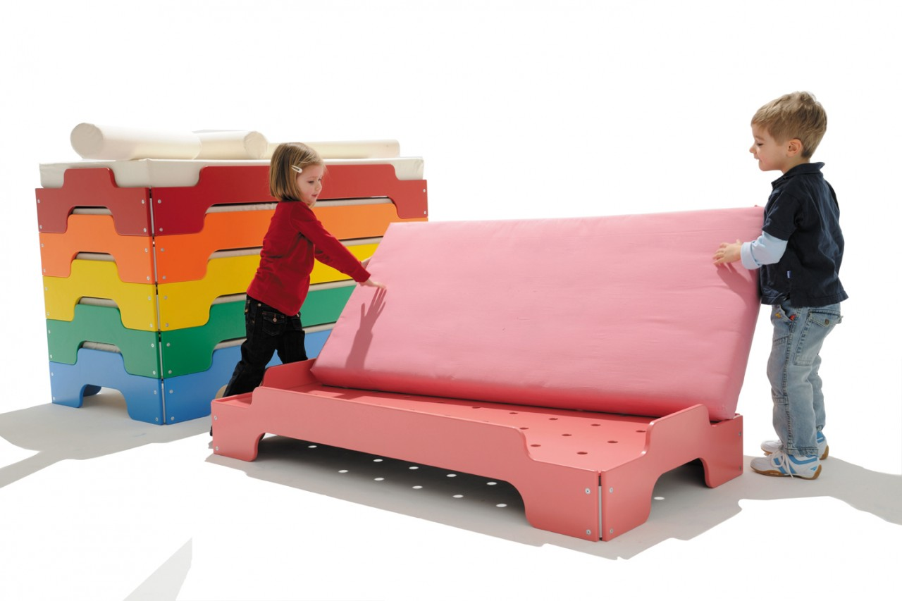 Stacking Bed For Children