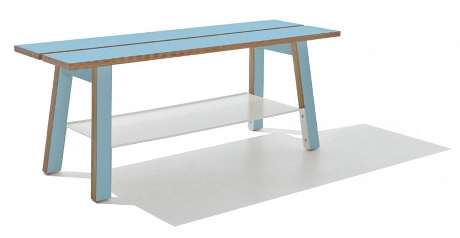 Corobench Blau