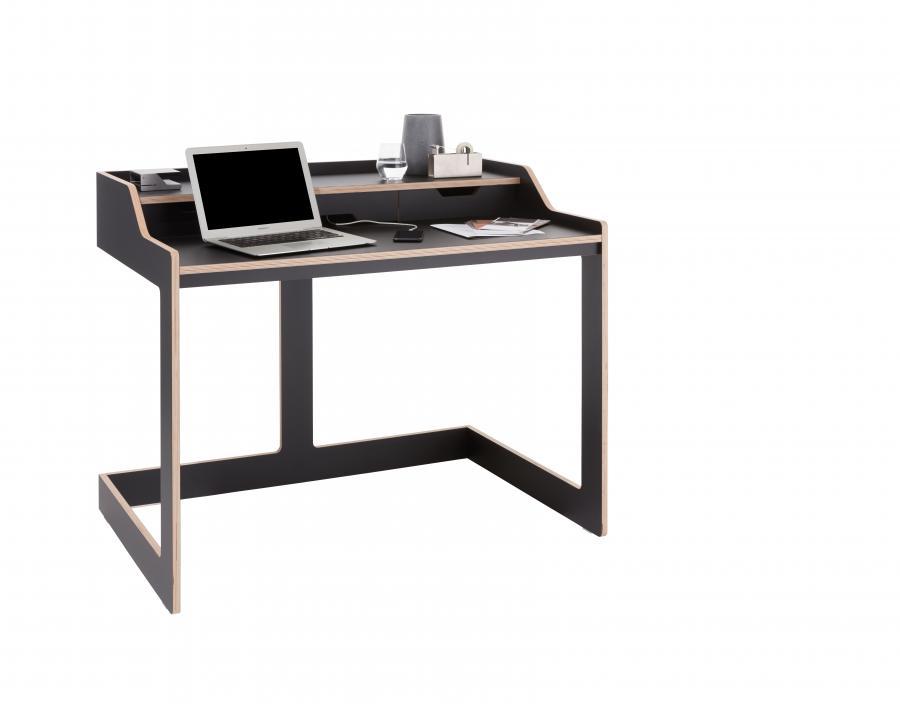 plane sekret r schwarz matt plane sekret re m ller. Black Bedroom Furniture Sets. Home Design Ideas