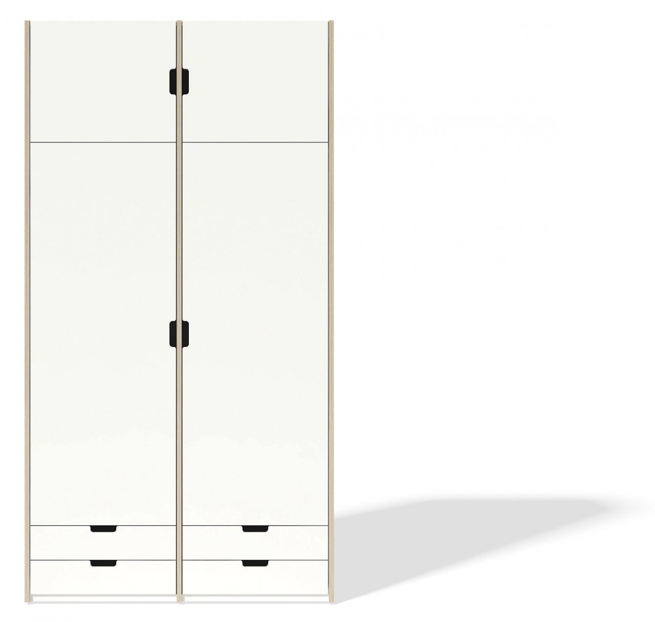 MODULAR Kleiderschrank Version 3