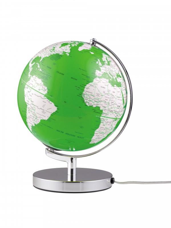Terra Leuchtglobus Green