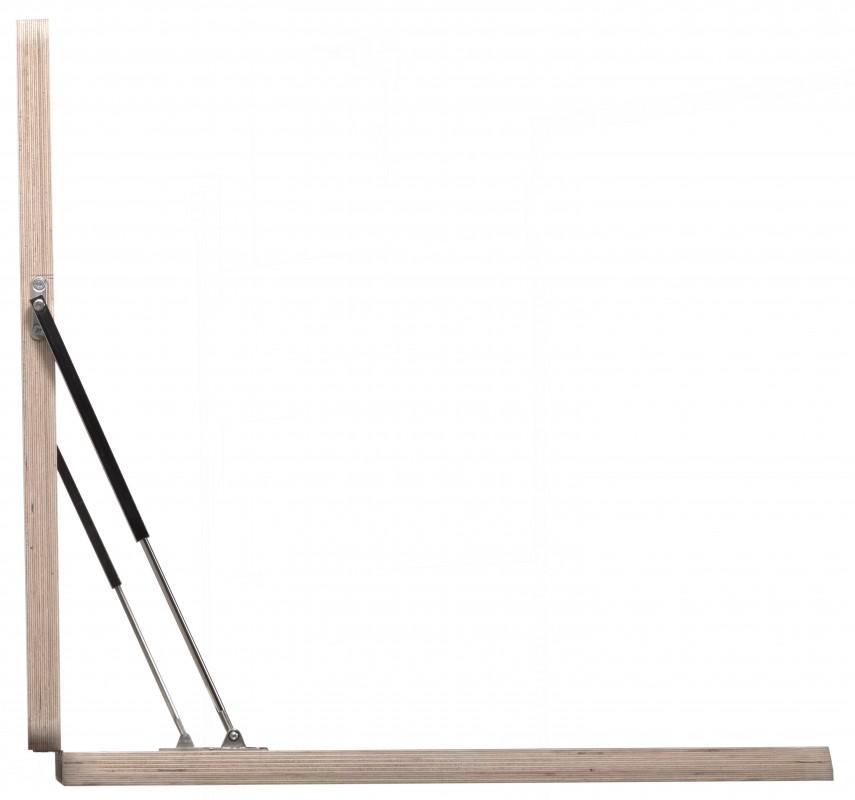 flatframe wandsekret r weiss flatframe sekret re. Black Bedroom Furniture Sets. Home Design Ideas