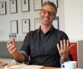 Im Gespräch mit Designer Michael Hilgers