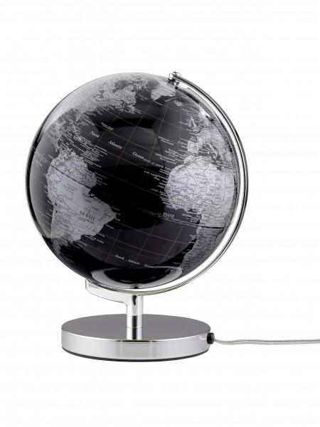 Terra Leuchtglobus Black