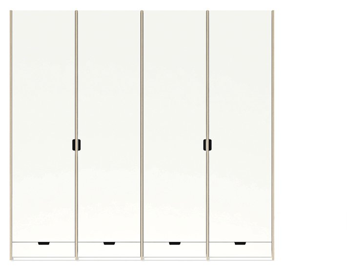 Modular Anbaubar Kleiderschrank Version 12
