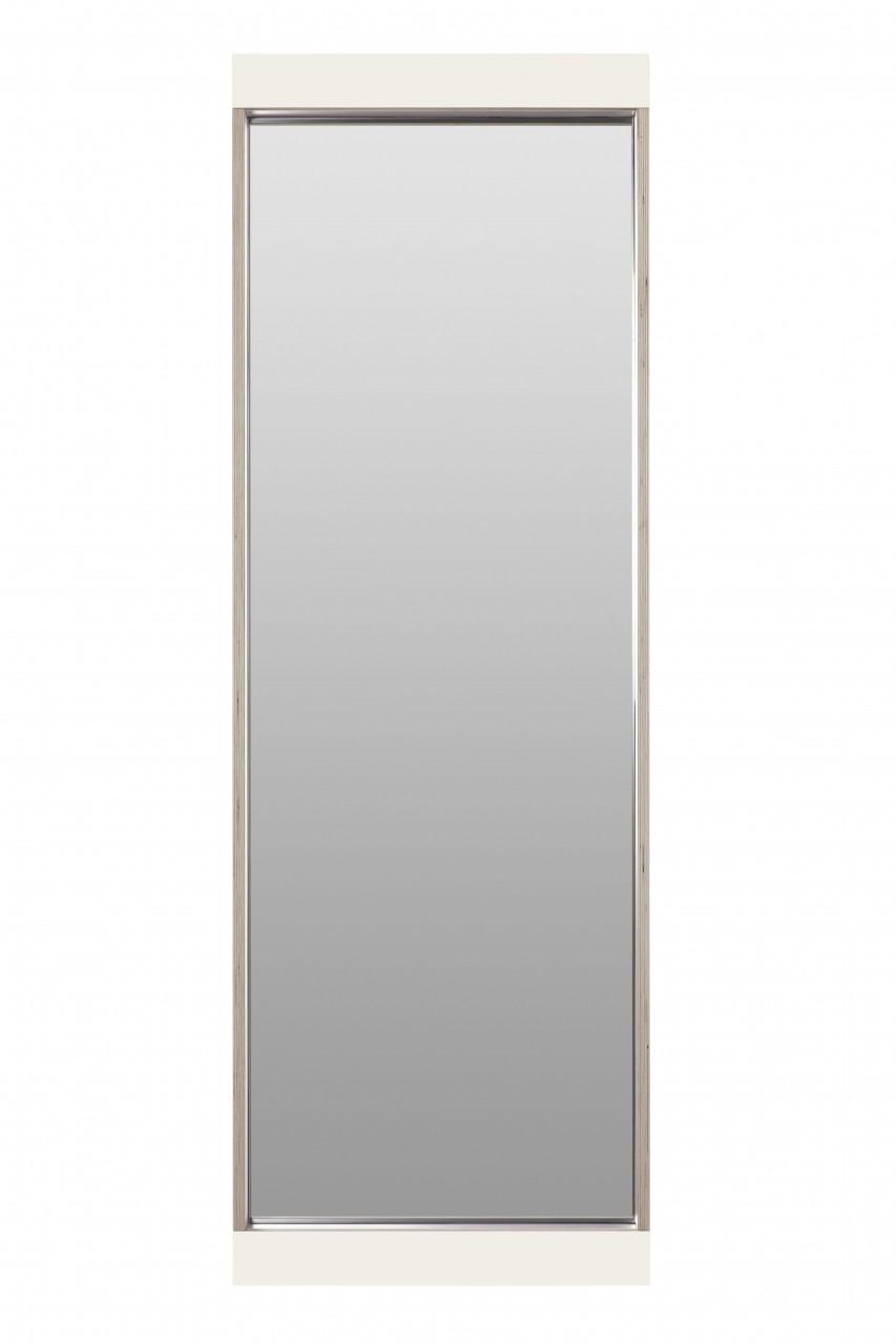 FLAI Wandspiegel weiß