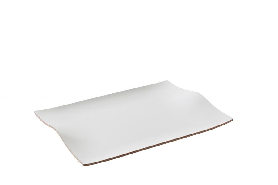 WAVE WHITE Tablett