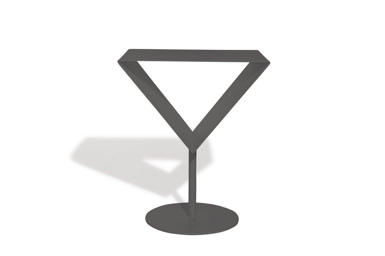Beistelltisch Martini anthrazit