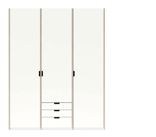 Modular Anbaubar Kleiderschrank Version 4