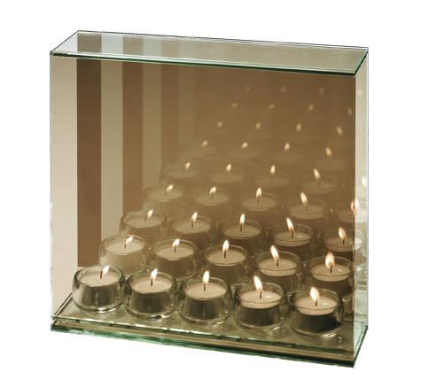 Teelichtständer Lightning5