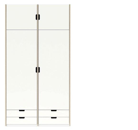 Modular Anbaubar Kleiderschrank Version 3